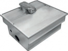 Foundation box stainless steel