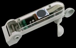 Anemometro Per Tende Da Sole.Centrale Con Anemometro Sensore Sole E Pioggia Integrati Per Tende Da Sole E Tapparelle