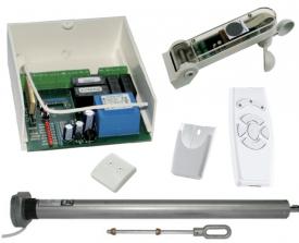Istruzioni Montaggio Motore Tenda Da Sole.Kit Automazione Tenda Da Sole Con Sensore Wireless